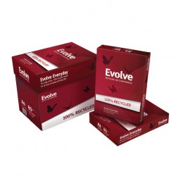 Evolve Recycled Paper 80g A4 [Pack of 5 Reams]