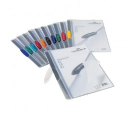 Durable Swingclip Folders 3mm Assorted [Pack of 25]
