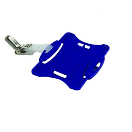 Durable Pass Holder Blue [Pack of 25]