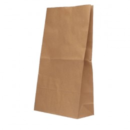 Brown 305x215x387mm 6.5KG Paper Bags [Pack of 125]