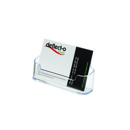 Deflecto Business Card Holder