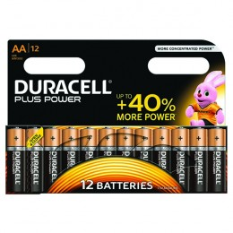 Duracell Plus Battery AA [Pack of 12]