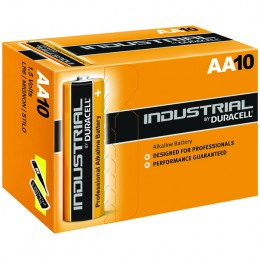 Duracell Industrial AA Batteries [Pack of 10]