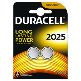 Duracell LD2025 Coin Cell Batteries [Pack of 2]