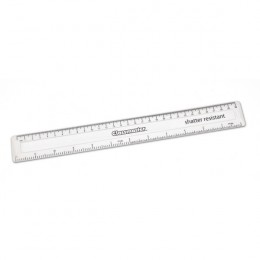 Classmaster 30cm Ruler White [Pack of 100]