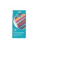 Classmaster Colouring Pencils Assorted [Pack of 24]