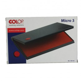 Colop Stamp Pad Micro 3 Red [Alternative Picture 1]