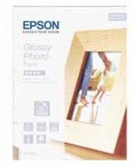Epson Glossy Photo Paper 13x18cm [Pack of 40]