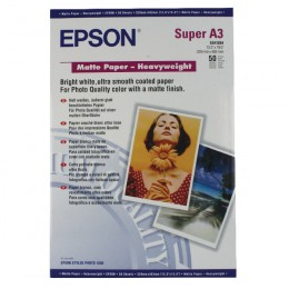 Epson S041264 Matte Heavyweight Paper