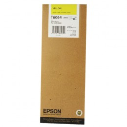Epson T606400 Yellow Ink (220ml)