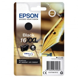Epson T168140 Black Extra High Capacity Ink (21.6ml)
