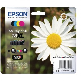 Epson T181640 Multipack of Four High Capacity Ink Cartridges
