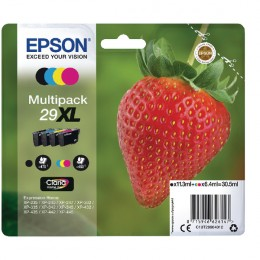 Epson 29XL Ink Cartridge Value Pack [Pack of 4]