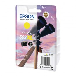 Epson Singlepack 502XL Ink Yellow C13T02W44010