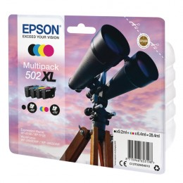 Epson Multipack 502XL Ink 4-COLOURS C13T02W64010