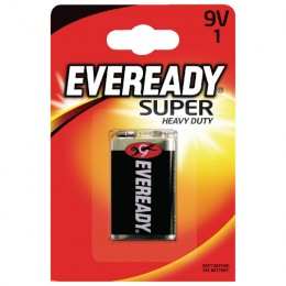 Eveready Battery Silver 9V