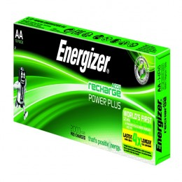 Energizer Rechargeable Battery AA 2000Mah [Pack of 10]