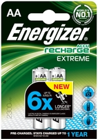 Energizer Extreme AA 2300mAh [Pack of 2]