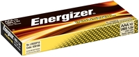 Energizer Industrial AAA/LR03 Batteries [Pack of 10]