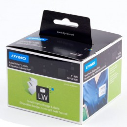 Dymo Small Name Badge Labels 41x89mm Removable [Alternative Picture 1]