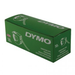 Dymo Embossing Tape 9mm Black