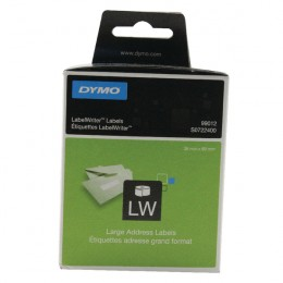 Dymo Large Address Labels 36x89mm Permanent [Pack of 2x260]