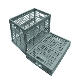 GPC Box For Folding Trolley Grey