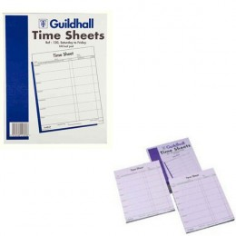 Timesheet Workmen 10x8 Inches Sat-Fri [Pack of 100]