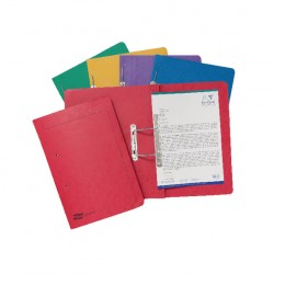 Europa Spiral File Assorted [Pack of 25]