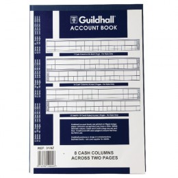 Guildhall Account Book 31/8