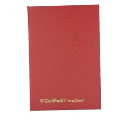 Guildhall Headliner Book 38/8