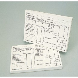 Guildhall Payslip Pad 100 Leaf [Pack of 5]