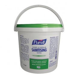 Purell Hand and Surface Sanitising Wipes Pack Of 225