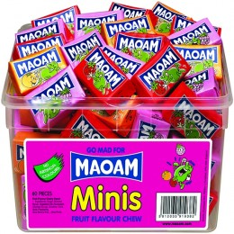 Maoam Minis [Pack of 40]