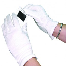 Cotton Gloves Medium Large [Pack of 10]