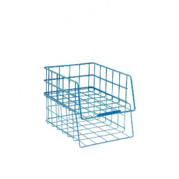 Hago Universal Stacking Cap Tray Blue