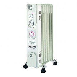 Silentnight 1.5kw Oil Radiator with Timer