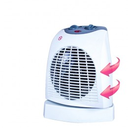 Silentnight 2Kw Oscillating Fan Heater