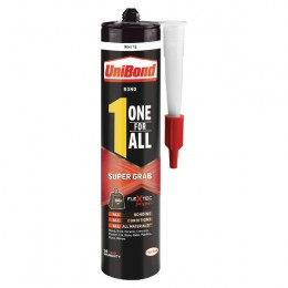 Unibond One For All Super Grab Adhesive 390G