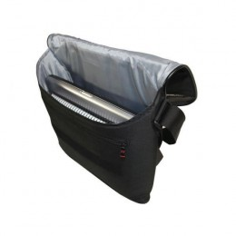 Monolith Nylon Messenger Bag