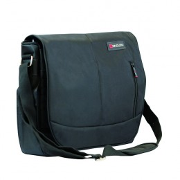 Monolith Motion II Courier Messenger Bag Black