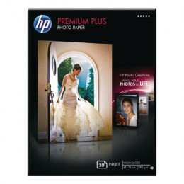 HP CR676A Premium Plus Photo Paper