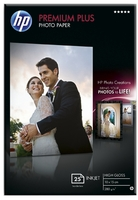 HP CR677A Premium Plus Glossy Photo Paper [Pack of 25]