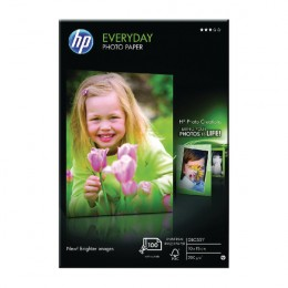 HP CR757A Everyday Photo Paper 10x15cm [Pack of 100]