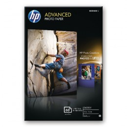 HP Q8691A Advanced Glossy Photo Paper [Pack of 25]