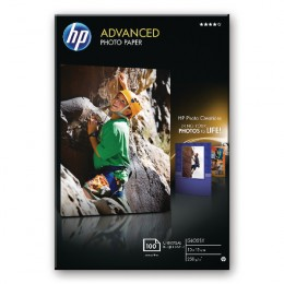 HP Q8692A Advanced Glossy Photo Paper 10x15cm [Pack of 100]