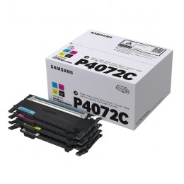 Samsung CLTP4072S Rainbow Pack of Four Colours