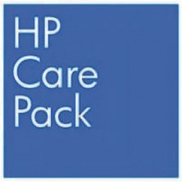 HP 1 Year Next Day Exchange Care Pk Extended Service...