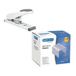 Rapesco Eco HD-100 Heavy Duty Stapler with Free Staples