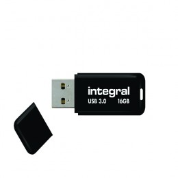 Integral USB Flash Driver Noir 16Gb
